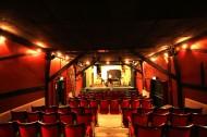 Barn auditorium